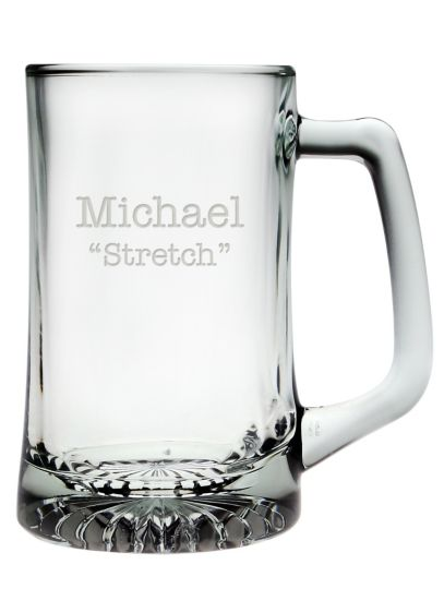 Personalized 25oz Pub Beer Mug - Wedding Gifts & Decorations