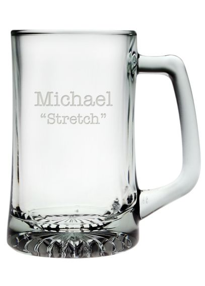 Personalized 25oz Pub Beer Mug DB7655MG1