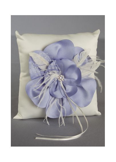 DB Exclusive Something Blue Ring Bearer Pillow DB80RP