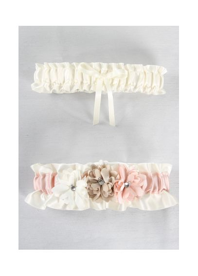 DB Exclusive Perfect Petals Garter Set DB82BG
