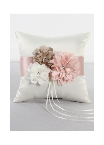 DB Exclusive Perfect Petals Ring Bearer Pillow DB82RP