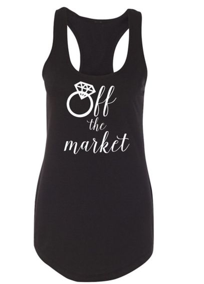 Off the Market Racerback Tank Top DBK-OTMTNK