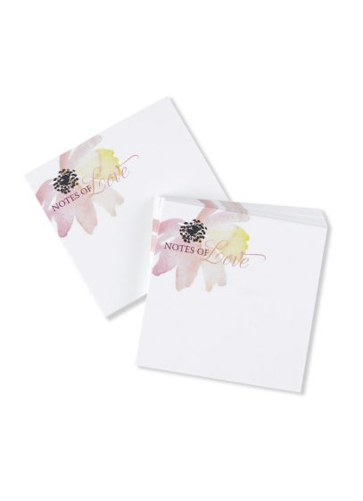 (Floral Forever Mini Advice Cards Pack of 25)