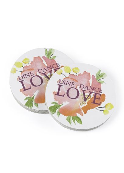 Forever Floral Coasters Pack of 25 DBK38929