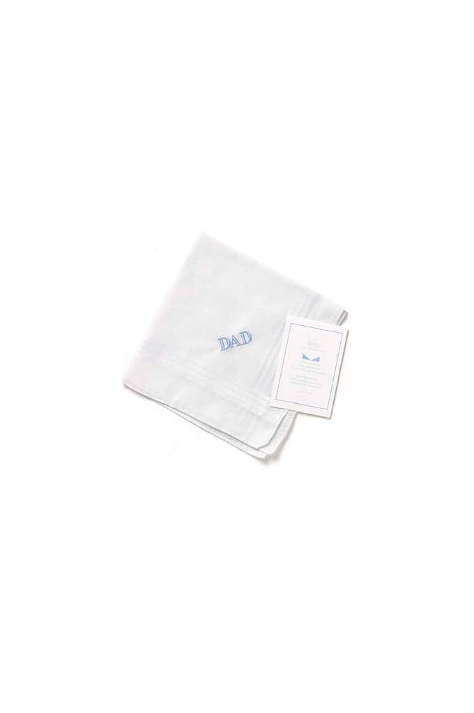 Dad Handkerchief - A thoughtful gift and memento for the father