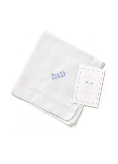 Dad Handkerchief - Wedding Gifts & Decorations
