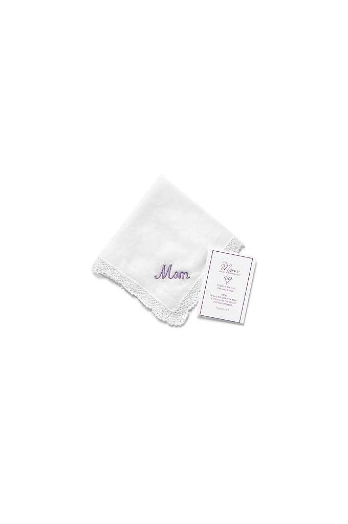 Mom Handkerchief - A thoughtful gift and memento for the mother