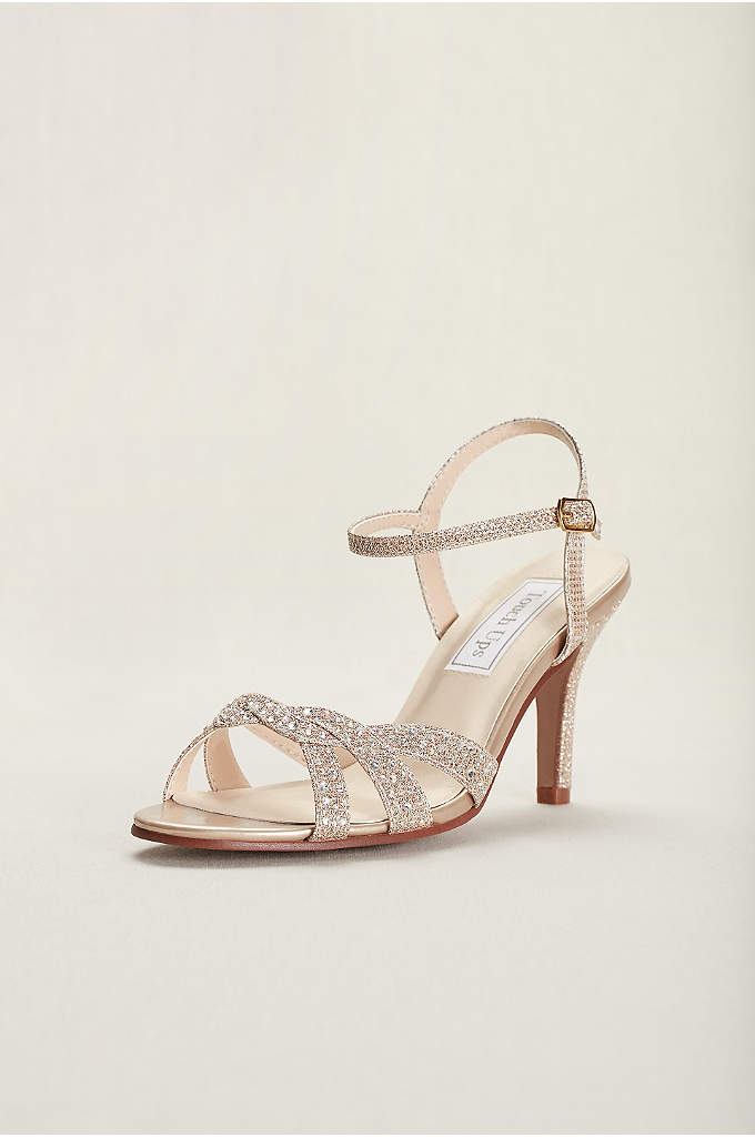 Touch Ups Dulce Strappy Sandal - Dulce from Touch Ups is an elegant and