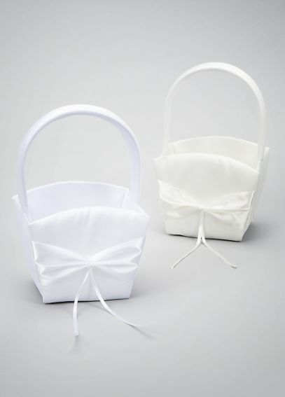 Design Your Own Flower Girl Basket DYOFGB