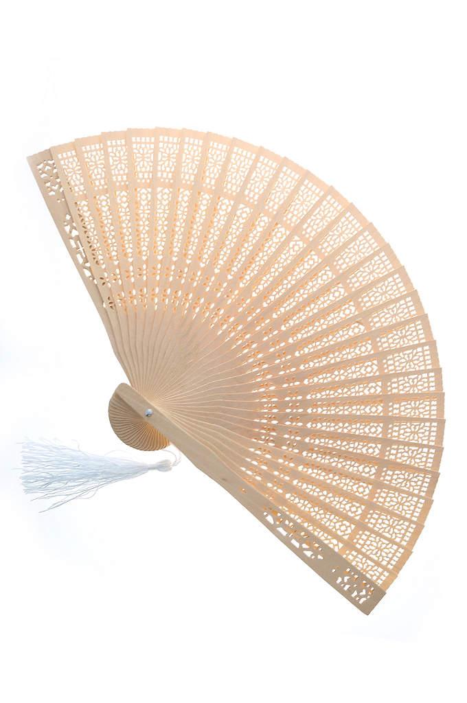 Sandalwood Fan - For centuries, sandalwood has captured the imagination. In