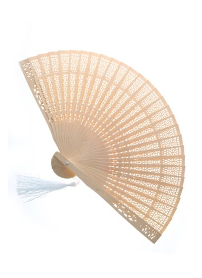 Sandalwood Fan - Wedding Gifts & Decorations