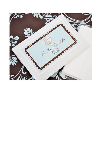 Personalized Tears of Joy Tissue Packs EB2096
