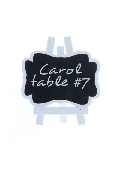 Framed Chalkboard Place Cards - Wedding Gifts & Decorations