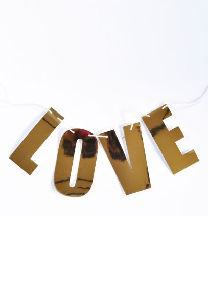 Personalized Letter Garlands EB3085