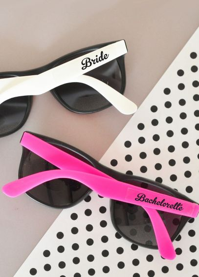 Bachelorette Party Sunglasses Set of 6 EB3109