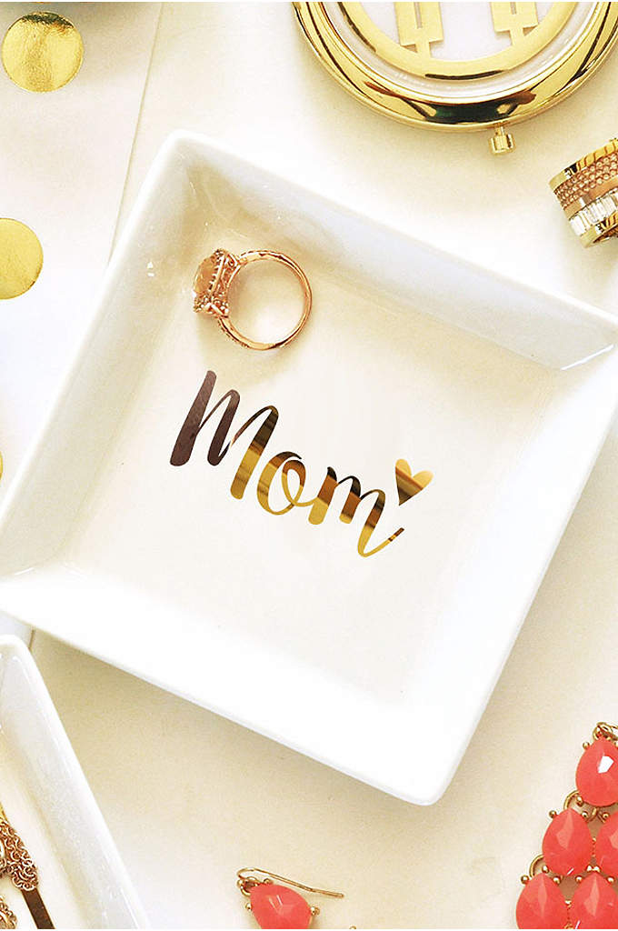 Mom Ring Dish - Show your mom you appreciate her with this