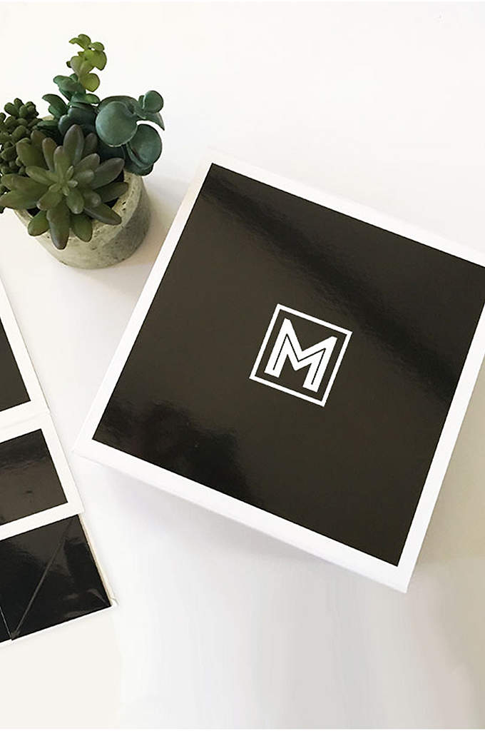 Personalized Groomsmen Gift Box - The Groomsmen Gift Boxes make a classy way