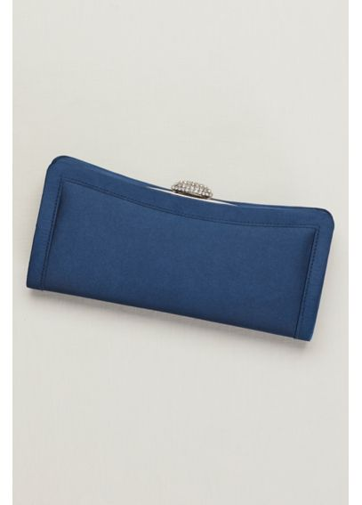 Satin Pave Clutch ES6020