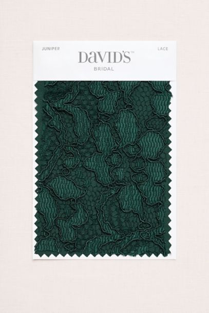 Juniper Fabric Swatch | David's Bridal
