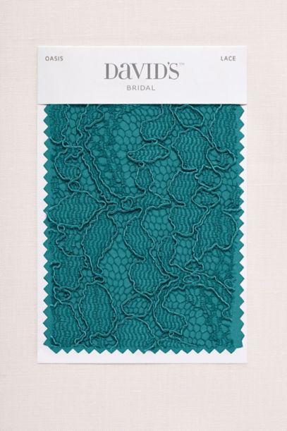 Oasis Fabric Swatch Davids Bridal