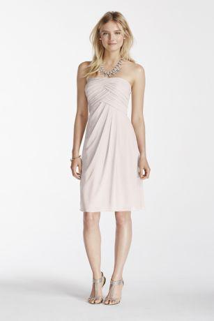 Pleated Bridesmaid Dresses
