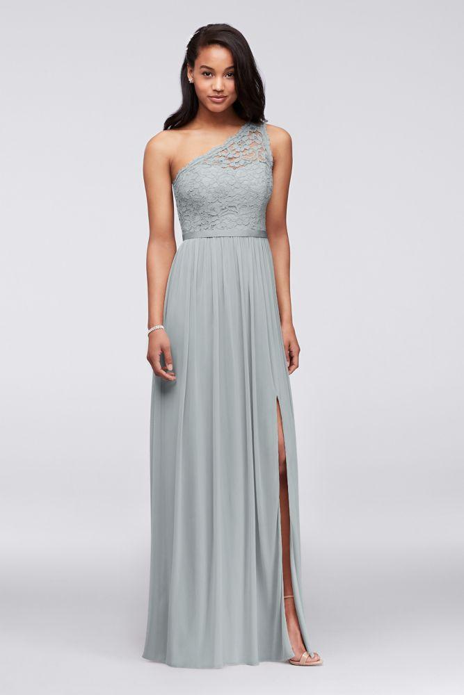 Davids Bridal Spa Color Bridesmaid Dresses