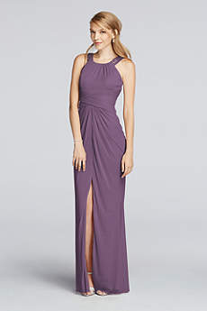 Pewter Bridesmaid Dresses David S Bridal Fashion