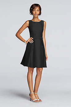 Black Bridesmaid Dresses: Short & Long | David's Bridal