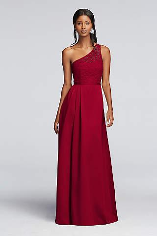 Red wedding dresses gowns davids bridal junglespirit Choice Image