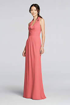 Coral Bridesmaid Dresses: Short & Long | David's Bridal