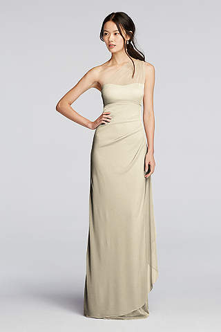 Champagne Colored Bridesmaid Dresses | David's Bridal