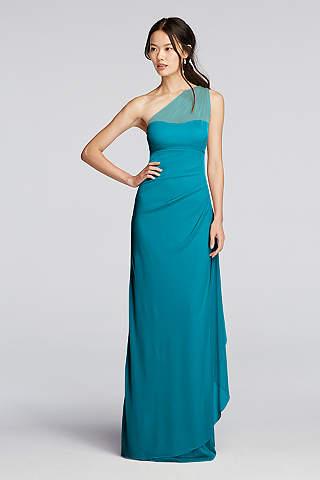 Teal Bridesmaid Dresses: Short & Long Styles | David's Bridal