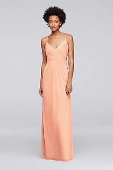 Peach Formal Dresses