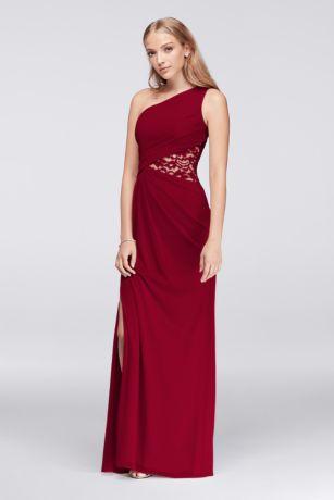 One Shoulder Bridesmaid Dresses
