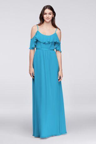 Royal blue bridesmaid dresses canada