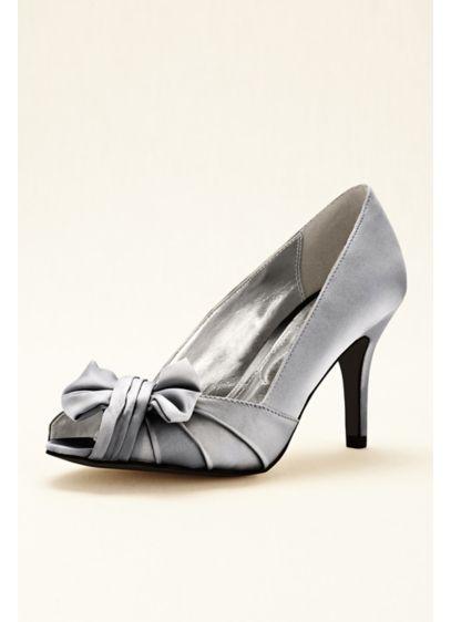 Grey Nina Bridesmaid Dress