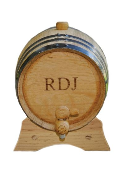 Personalized Whiskey Barrel - Wedding Gifts & Decorations
