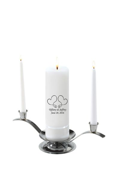 Personalized Premier Design Unity Candle Set GC330designs