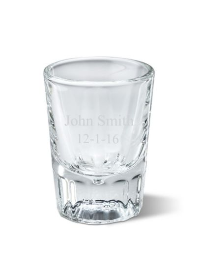 Personalized Distinction Shot Glass GC407