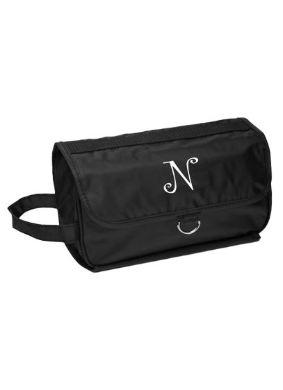 (Personalized Jet-Setter Hanging Toiletry Bag)