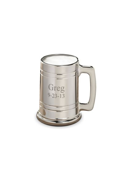 Personalized Gunmetal Mug - Wedding Gifts & Decorations
