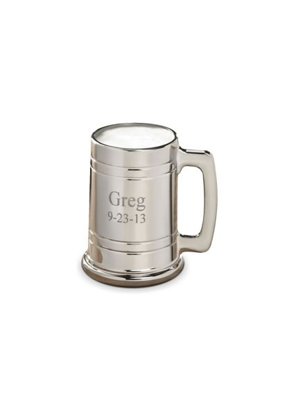 Personalized Gunmetal Mug GC827