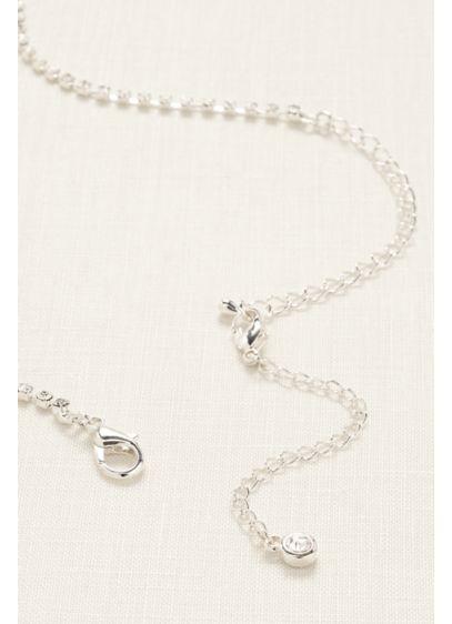 Rhinestone Necklace Extender - Wedding Accessories