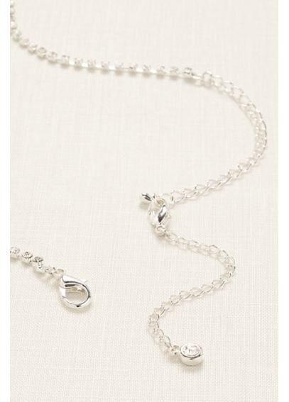 Rhinestone Necklace Extender GEM43041