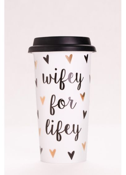 Wifey for Lifey Travel Mug GPD3
