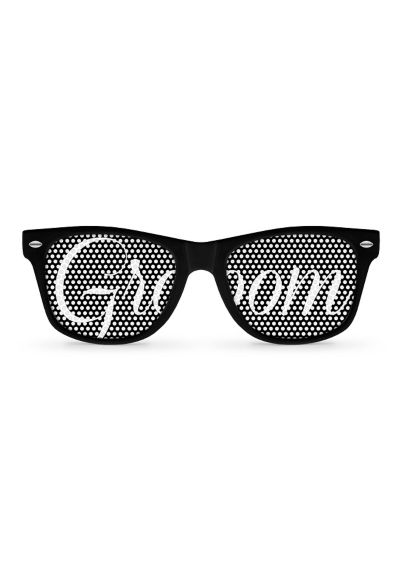 Groom Sunglasses - Wedding Gifts & Decorations