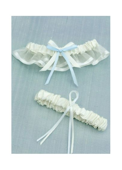DB Exclusive Cheerful Bow Garter Set GTRCYOIB