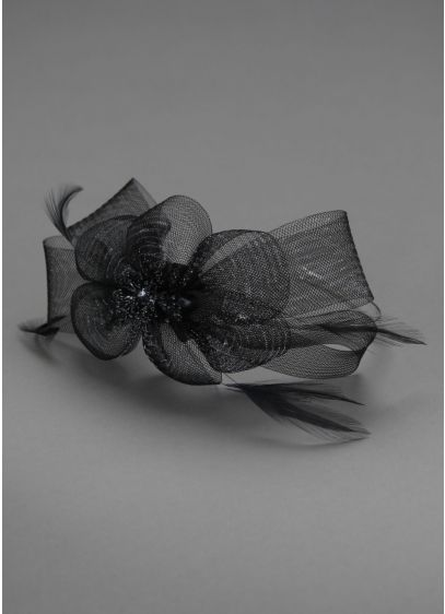 Horse Hair Fascinator - Wedding Accessories