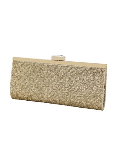 Caviar Beaded Clutch - Wedding Accessories