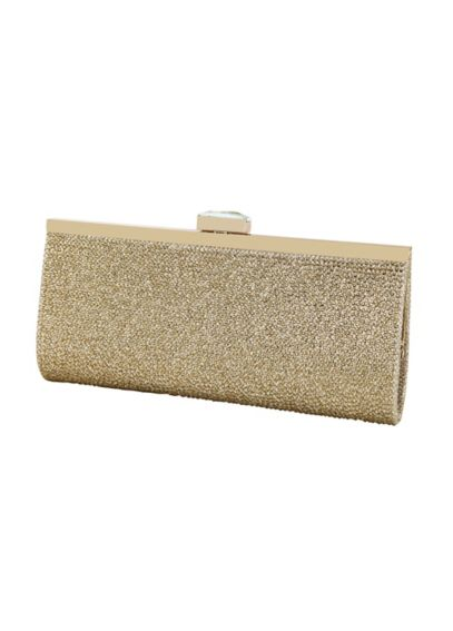 Caviar Beaded Clutch HB48C